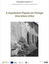 THE 'POPULAR ARCHITECTURE IN PORTUGAL'. A CRITICAL LOOK