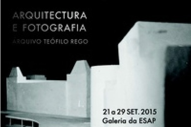 ARCHITECTURE AND PHOTOGRAPHY. Archive Teófilo Rego